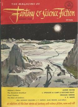 F&SF Magazine - August 1952