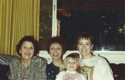 Mildred, Kendall, Taylor, Heather