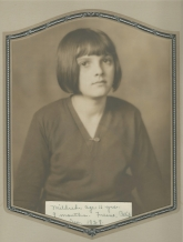 Age 11, 9 mo. Fresno, Calif. Dec. 1929
